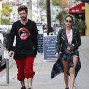 Ashley Benson and Ryan Good in Los Angeles, California (February 4) - 454 x 522