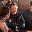 L to R: Kevin Durand, Ray Liotta, Tim Allen and M.C. Gainey in Wild Hogs. Photo Credit: Lorey Sebastian. © Touchstone Pictures. All Rights Reserved