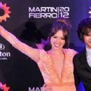 María Candela Vetrano and Pablo Martínez