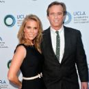 Cheryl Hines and Robert Kennedy Jr - 454 x 605