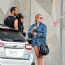 Ashley Benson – Out and about in LA