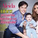 Aleida Núñez and Pablo Glogovsky- TVyNovelas Mexico Septembre 2013 - 454 x 319