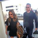 Alicia Vikander and Michael Fassbender – Catch a Flight Out of LAX 07/25/2017 - 454 x 681