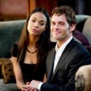 Zoe Saldana and James Marsden