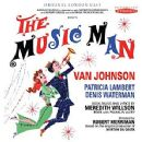 THE MUSIC MAN Original 1962 London Cast Starring VAN JOHNSON - 355 x 353