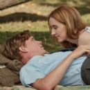 Saoirse Ronan and Billy Howle