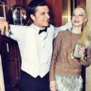Josh Hutcherson is featured in Teen Vogue magazine to show off the latest fashions for the upcoming prom season