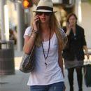 Nicky Hilton Running Errands In Beverly Hills, 2009-01-14