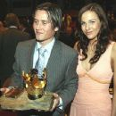 Tomas Rosicky and Radka Kocurova - 450 x 350