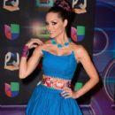 Carolina Tejera- Univision's Premios Juventud 2015- Red Carpet - 408 x 600
