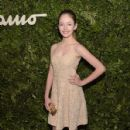 Actress Mackenzie Foy attends as Ferragamo Celebrates 100 Years in Hollywood at the newly unveiled Ferragamo boutique on September 9, 2015 in Beverly Hills, California - 428 x 600