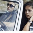 Adriana Lima Iwc Watches Campaign 2014