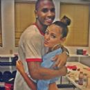 Trey Songz and Iesha Marie