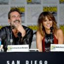 Actress Halle Berry speaks onstage during the CBS TV Studios' panel for