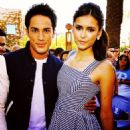 Nina Dobrev and Michael Trevino - 454 x 526