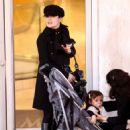 Salma Hayek - New York City Candids, 26.12.2008.