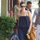 Sandra Bullock: out antique shopping in La
