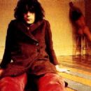 Syd Barrett and Iggy the model Unknown