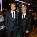 Robert Pattinson: New York Stock Exchange Stud