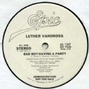 Luther Vandross - Bad Boy/Having A Party