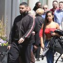 Drake and Malaika Terry - 454 x 680
