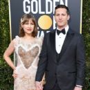Andy Samberg and Joanna Newsom : 76th Annual Golden Globe Awards - 431 x 600