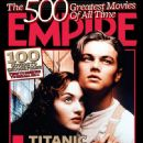 Leonardo DiCaprio, Kate Winslet - Empire Magazine Cover [United Kingdom] (4 November 2008)