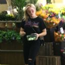 Chloe Moretz – Shopping at Whole Foods in LA