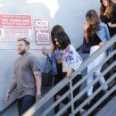 Selena Gomez leaves Nine Zero hair salon in West Hollywood, California on July 13, 2016 - 454 x 553