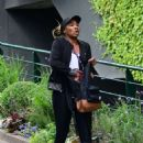 Venus Williams – Attending The Wimbledon Tennis Championships 2019 in London - 454 x 669
