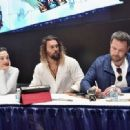 Jason Momoa- July 22, 2017- Comic-Con International 2017 -