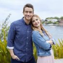 Alexandra Breckenridge and Robert Buckley