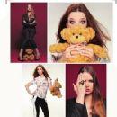 Karolina Malinowska - Skarb Magazine Pictorial [Poland] (June 2015) - 346 x 435