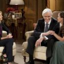 Melissa Claire Egan and David Canary