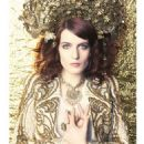 Florence Welch - Marie Claire Magazine Pictorial [United States] (June 2012)