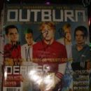 DEADSY Splashes Onto Cover of Outburn January 2002, Issue #19