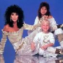CHER & Children Chastity & Elijah Do Another People Cover 1-25-82