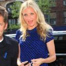 """Cameron Diaz Hits NYC for """"Shrek Forever After"""""""