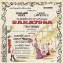 Saratoga 1958 Broadway Musical Starring Howard Keel
