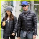 Maggie Q and Dylan McDermott - 300 x 300