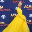 Lindsey Vonn – 2018 Academy of Country Music Awards in Las Vegas