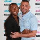 Marcus Collins (singer) and Robin Windsor - 454 x 601