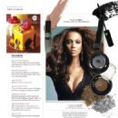 Tyra Banks Michigan Avenue Magazine April 2010 Pictorial Photo - United States