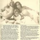 Gregg Allman, CHER & Husband Gregg Allman Celebrate the Birth of Son Elijah B lue with Sister Chastity 1976