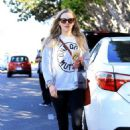 Amanda Seyfried at Fred Segal in West Hollywood