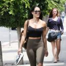 Nikki Bella – Out in Los Angeles - 454 x 681
