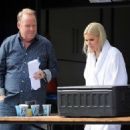 Sophie Monk – Ugg boots commercial shooting in Sydney