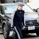 Ellen Pompeo – Shopping at Hermes in Beverly Hills - 454 x 625