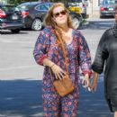 Amy Adams Is Out and About (August 11, 2017)