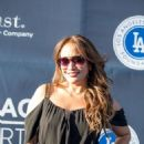 Carrie Ann Inaba – 4th Annual Dodgers Foundation Blue Diamond Gala in LA - 454 x 681
